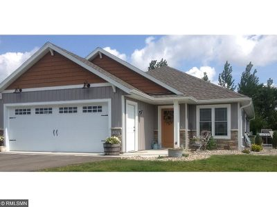 Aitkin Single Family Home For Sale: 999 Air Park Drive