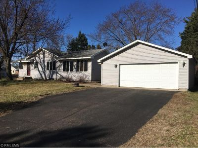 Single Family Home Sold: 1400 72nd Avenue N