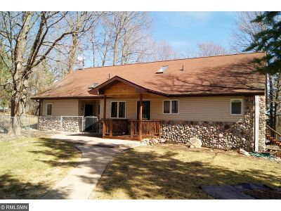 Aitkin MN Single Family Home Sold: $349,900