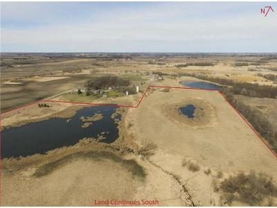 Cokato Residential Lots & Land For Sale: Xxxx 750th Avenue SW