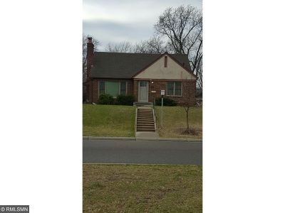 Robbinsdale Single Family Home Sold: 4413 York Avenue N