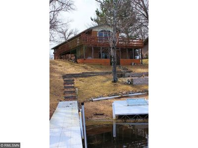 Crosslake Single Family Home For Sale: 15460 Dream Island Circle