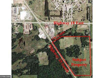 Brainerd Residential Lots & Land For Sale: Xxx Highway 25