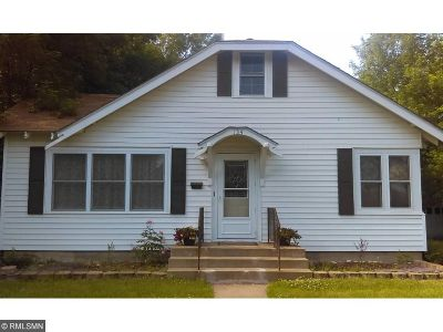 Aitkin MN Single Family Home Sold: $89,900