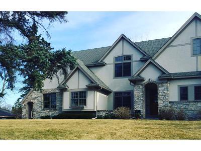 Edina Single Family Home Sold: 4821 W Sunnyslope Road