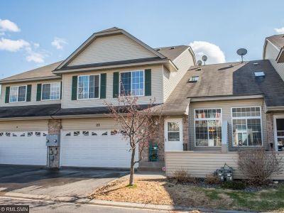 Condo/Townhouse Sold: 14201 Xenon Street NW #23
