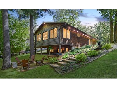 Crosslake Single Family Home For Sale: 16402 Bay Shores Road