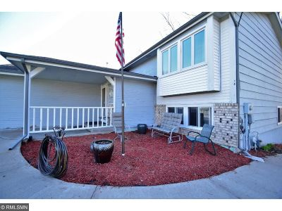 Anoka Single Family Home For Sale: 3805 E Mineral Pond Boulevard