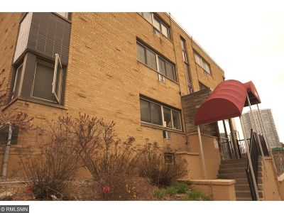 Minneapolis MN Condo/Townhouse Sold: $107,000