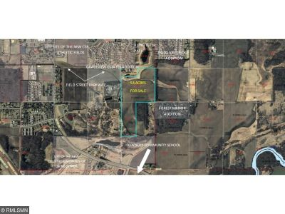 Stearns County Residential Lots & Land For Sale: 0000000 295th Street