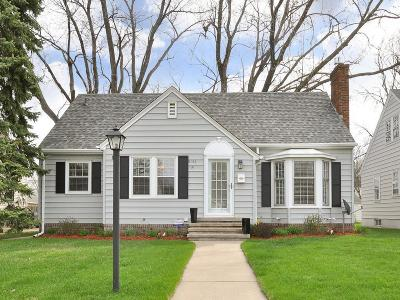 Robbinsdale Single Family Home Sold: 4146 Abbott Avenue N