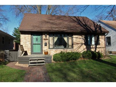 Robbinsdale Single Family Home Sold: 3935 Zenith Avenue N