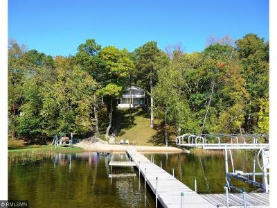 Crosslake Single Family Home For Sale: 12617 Whitefish Trail