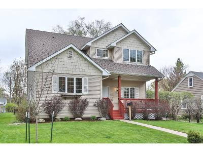 Crystal Single Family Home Sold: 4355 Welcome Avenue N