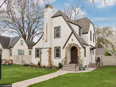 Robbinsdale Single Family Home Sold: 4123 Zenith Avenue N
