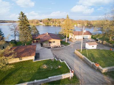 Single Family Home For Sale: 49267 Alpine Avenue N