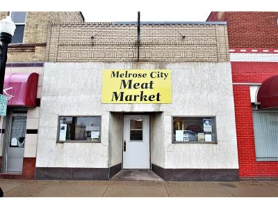 Melrose Commercial For Sale: 315 E Main Street