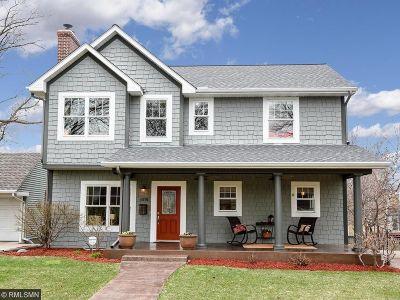 Saint Louis Park Single Family Home Sold: 4816 W 40th Lane