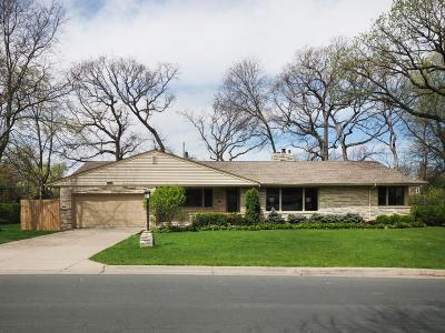 Golden Valley Single Family Home Sold: 1 Westwood Drive N
