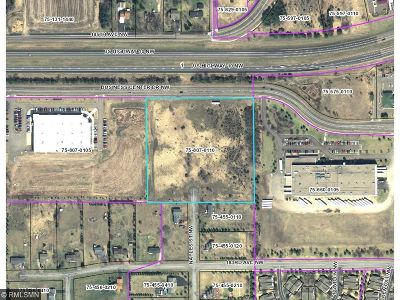 Sherburne County Residential Lots & Land For Sale: 13650 Business Center Drive NW