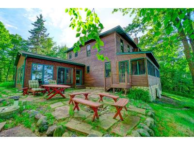 Single Family Home For Sale: 12638 W South Shore Road