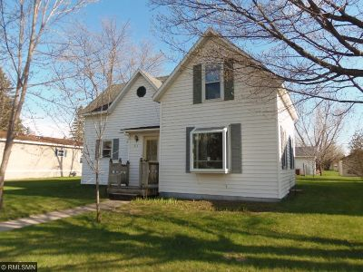 Long Prairie Single Family Home For Sale: 415 2nd Avenue SW