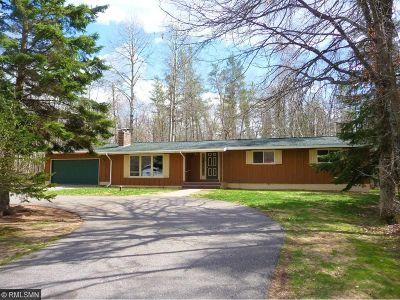 Crosslake Single Family Home For Sale: 13941 Mary Lane