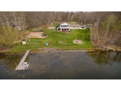 Brainerd Single Family Home Contingent: 15629 Patterson Road