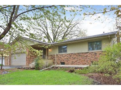 Crystal Single Family Home Sold: 4700 Orchard Avenue N