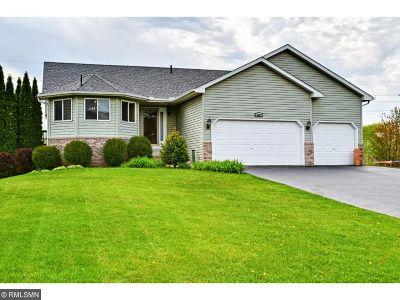 Hugo Single Family Home For Sale: 6352 151st Street Court N