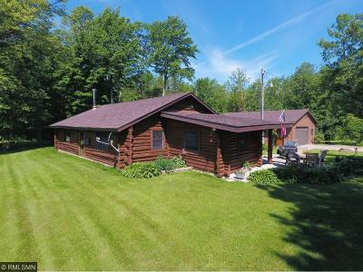 Aitkin MN Single Family Home Sold: $189,000