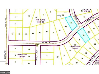 Browerville Residential Lots & Land For Sale: Xxxx Pacer Drive