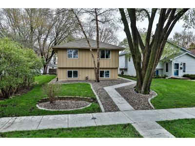Robbinsdale Single Family Home Sold: 3410 Grimes Avenue N