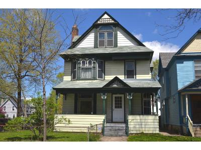 Minneapolis Single Family Home For Sale: 401 5th Street SE