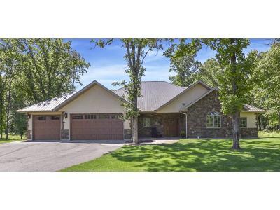 Crosslake Single Family Home For Sale: 14127 Bald Eagle Trail