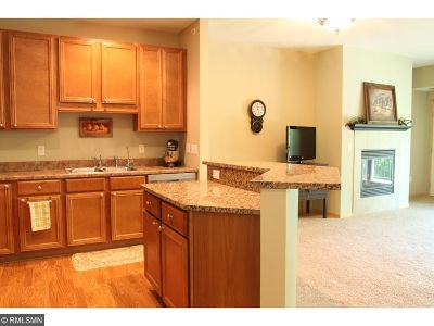Plymouth MN Condo/Townhouse Contingent: $154,900