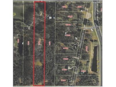 Blaine Residential Lots & Land Contingent: 1160 113th Avenue NE