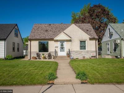 Single Family Home Sold: 5039 Emerson Avenue N