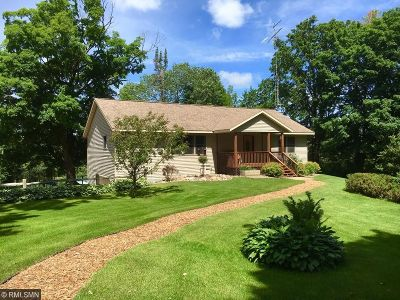 Aitkin Single Family Home For Sale: 35398 295th Street