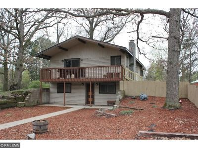 North Branch Single Family Home For Sale: 6475 Highway 95 NE