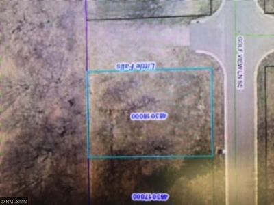 Residential Lots & Land For Sale: 13581 Golf View Lane SE
