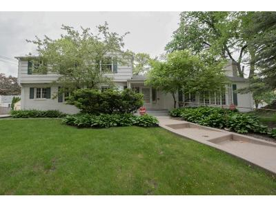 Saint Louis Park Single Family Home Sold: 2750 Huntington Avenue