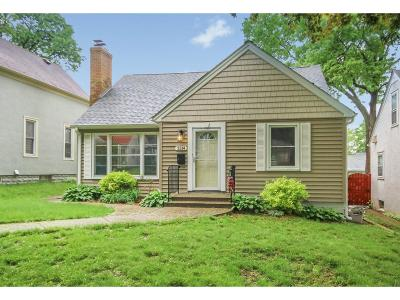 Single Family Home Sold: 3314 Pierce Street NE
