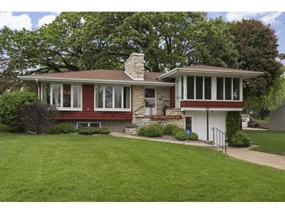 Robbinsdale Single Family Home Sold: 4212 Shoreline Drive