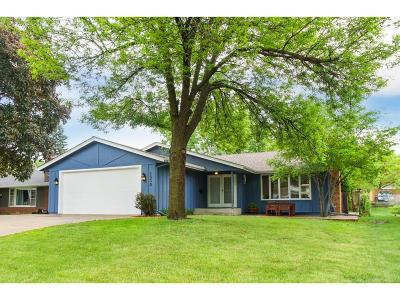 Robbinsdale Single Family Home Sold: 4538 Chowen Avenue N