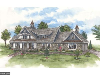 Orono MN Single Family Home For Sale: $2,995,000