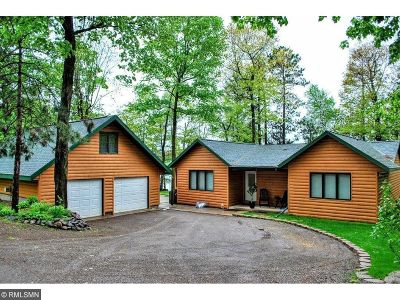 Aitkin Single Family Home For Sale: 45978 286th Lane