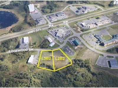 Baxter Residential Lots & Land For Sale: L2b2 Edgewood Drive
