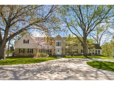 Saint Paul Single Family Home For Sale: 1590 Edgcumbe Road
