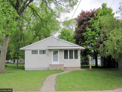 Melrose MN Single Family Home Sold: $87,000